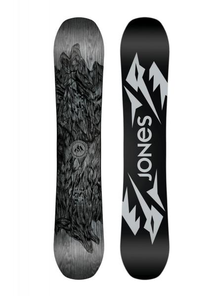 Jones Utra Mountain Twin Wide Snowboard 2019