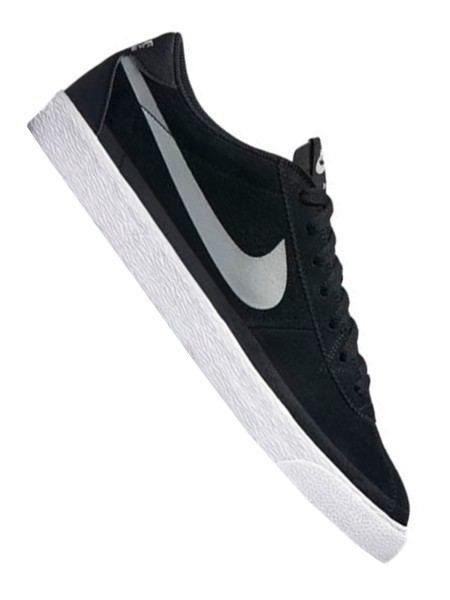 Nike SB Bruin Premium SE black/base grey - white - gum med brown