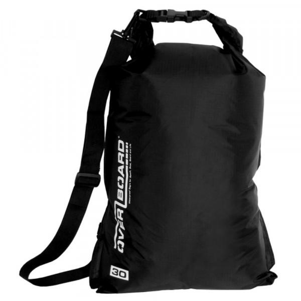 OverBoard wasserdichte Tasche 30 Liter Schwarz