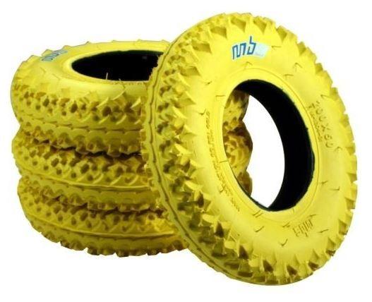 "MBS 8"" T3 Tires (1 Stk.) Mountainboard Reifen"
