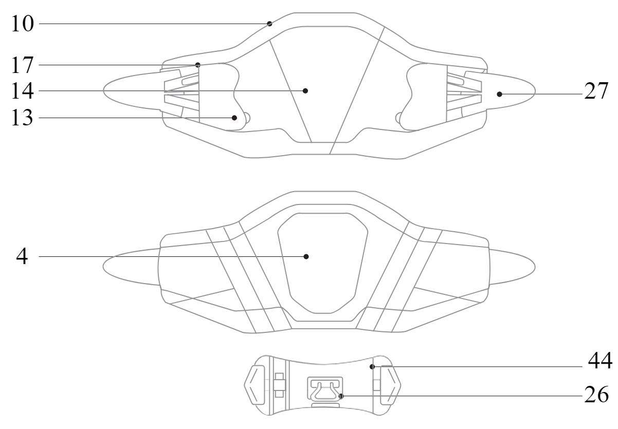 Mystic-outlines-Harnesses-women-kite-dutchess-waist