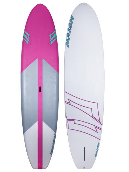 "Naish 11'2"" Quest Alana Women Softtop SUP Board"