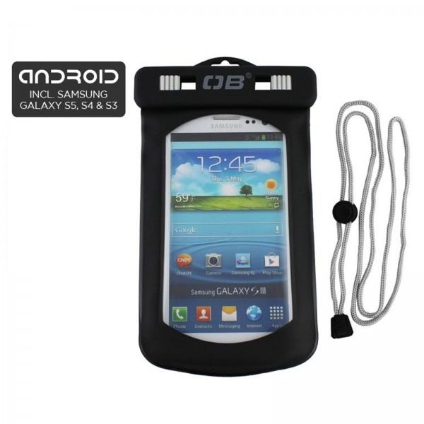OverBoard wasserdichte Handy iPhone Tasche Schwarz
