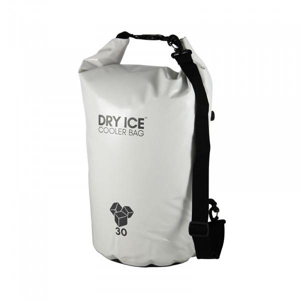 Dry Ice Cooler Bag Kühltasche 30 Liter Weiss