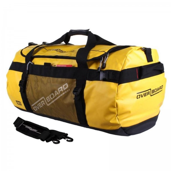 OverBoard wasserdichte Duffel Bag 90 Lit ADV Gelb