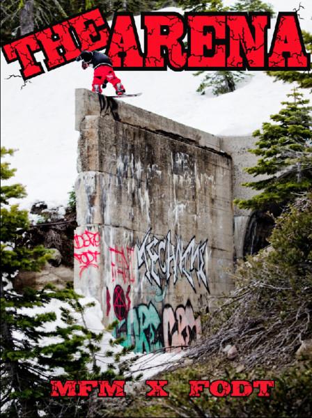 THE ARENA by MFM & Finger on da Trigga