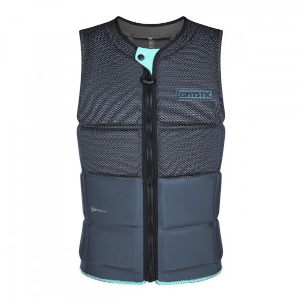 Mystic Marshall Impact Vest Fzip Wake CE Winboss