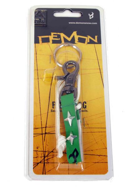 Demon Leash Rock Star - Snowboardleash green