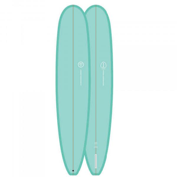 Surfboard VENON Landmark 9.2 Longboard Pastel
