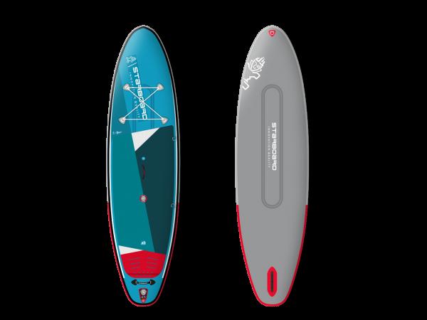 "Starboard iGo 10'8"" Zen DC SUP"