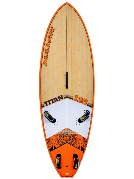 Naish Titan Carbon Windsurfboard 2017