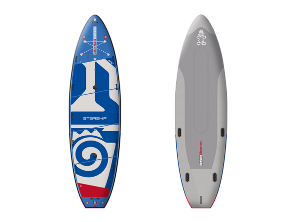 """Starboard Windsurfing 18'6"""" Starship All Water Deluxe DC SUP"""