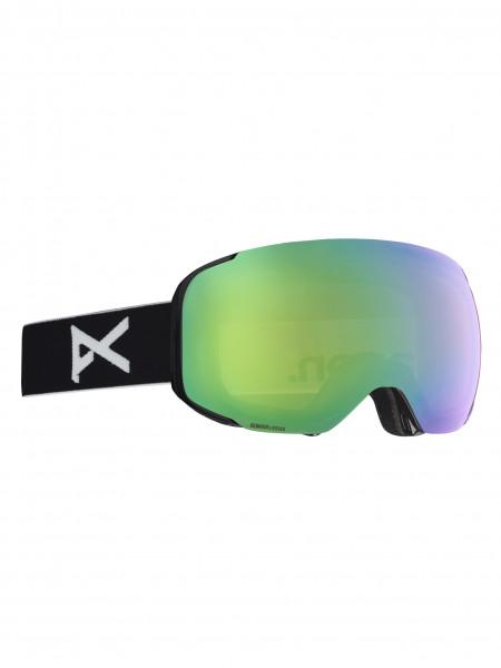 Anon M2 MFI Skibrille + Facemask + Zweitglas
