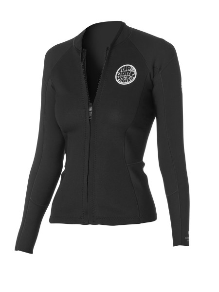 Rip Curl Dawn Patrol 1,5 mm LS Women Jacket Neopren