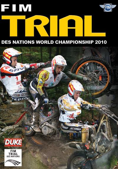 FIM Trials Des Nations 2010 DVD