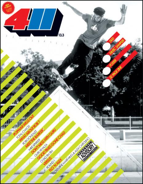 411 Volume 13 Issue 3