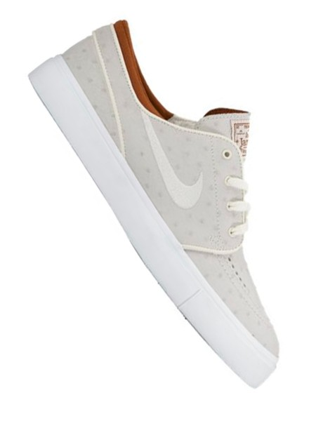 Nike SB Zoom Stefan Janoski ivory/light bone - hazelnut