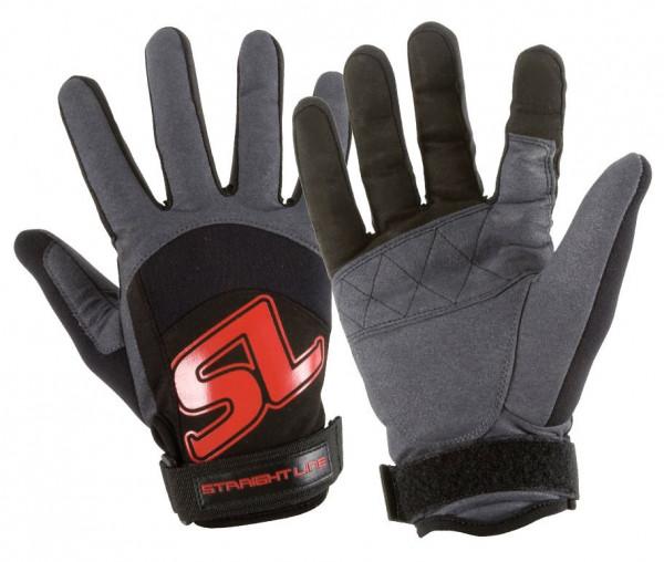 Straightline Performance Glove Black/Grey