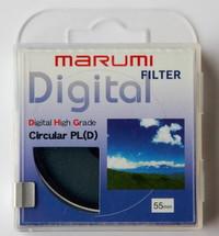 Marumi Polfilter für Blurfix