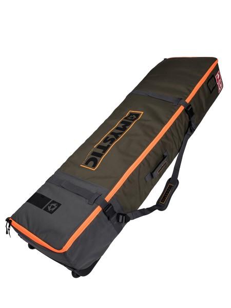 Mystic Matrix Boardbag army mit Rollen