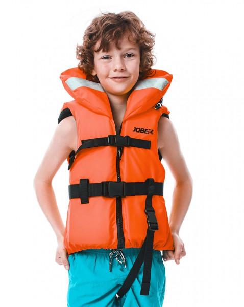 Jobe Comfort Boating Schwimmweste Kinder Orange