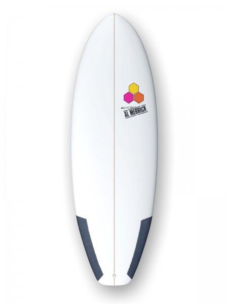 """Channel Islands Average Joe 5.7"""" Surfboard"""