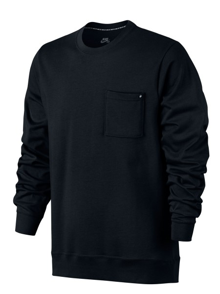 Nike Men´s SB Top Pullover black
