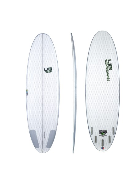 "Lib Tech Extension Ramp 6'6"" Surfboard"