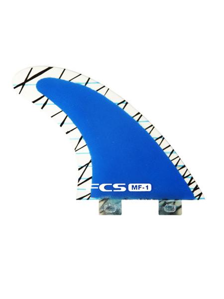 FCS MF-1 PC Tri Retail Fins