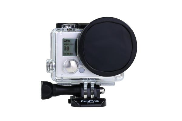 PolarPro Venture Neutral Density Filter-GoPro Hero3+ & Hero4