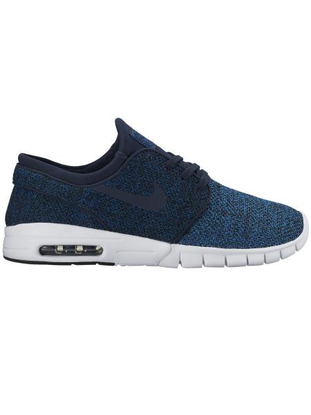 Nike SB Stefan Janoski Max Schuh industrial blue/obsidian-photo blue