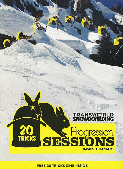 20 TRICKS Vol. 3 by Transworld - How to Freestyle DVD