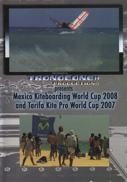 MEXICO WORLD CUP 08 + TARIFA KITE PRO WORLD CUP 07