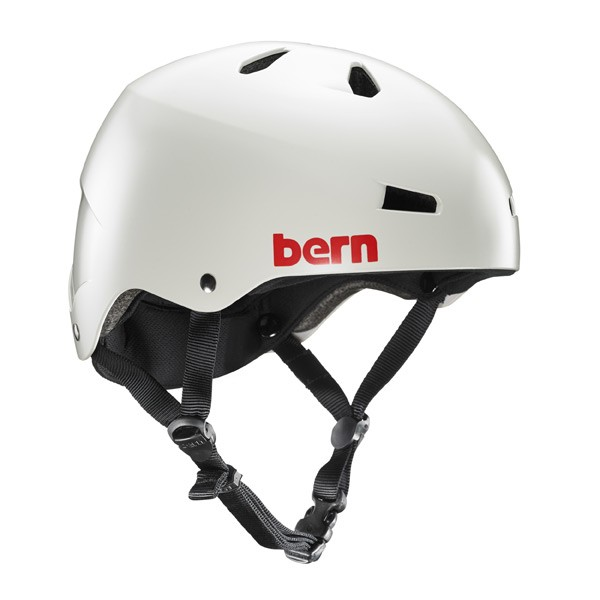 Bern Macon EPS Skate/All Season Helm satin grey