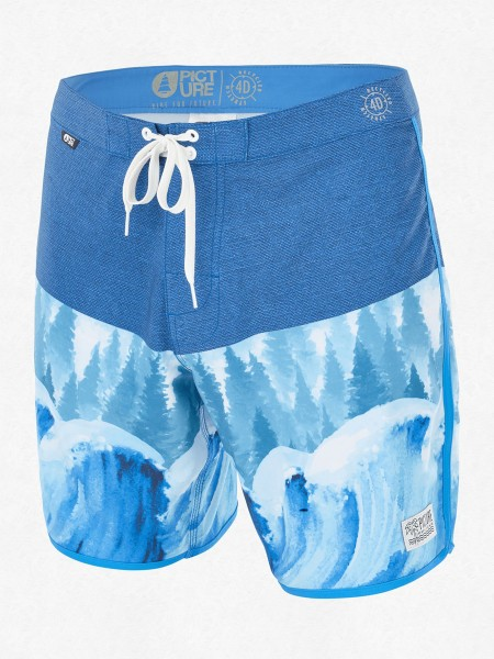 """Picture Andy 17"""" Boardshorts"""