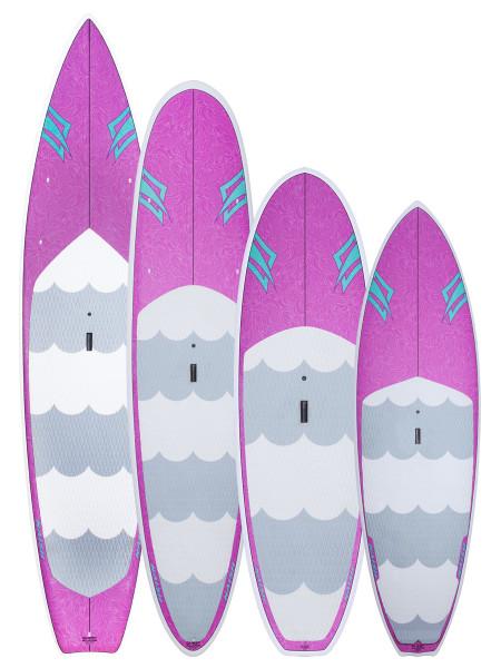 "Naish 10'8"" Quest Alana Series SUP Board"
