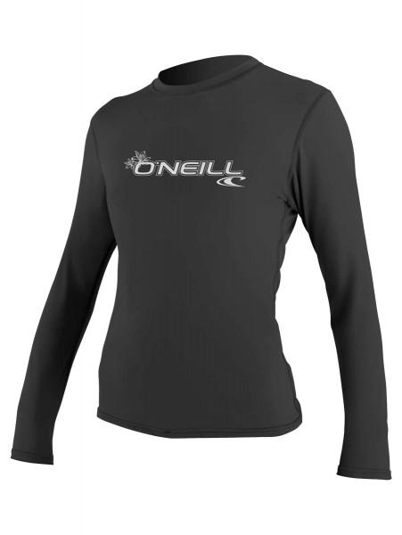O'Neill Basic Skins Langarm Women Rashguard