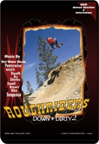 DOWN AND DIRTY 2 - Mountainboard Film