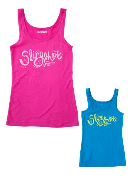 Slingshot Women Waves Tank
