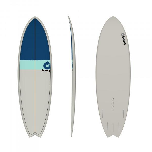 Surfboard TORQ Epoxy TET 5.11 Fish Classic