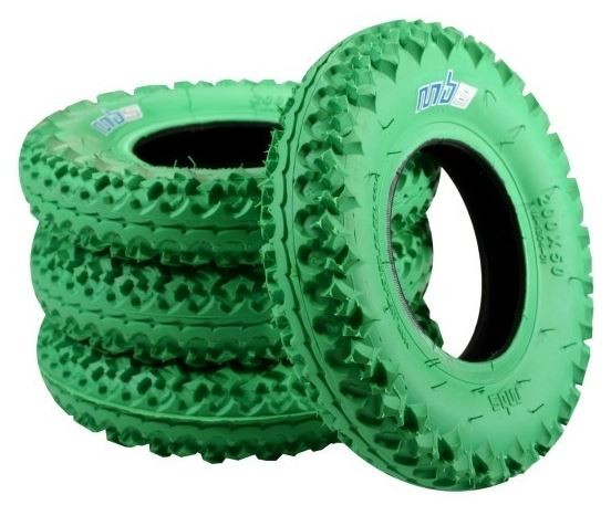 "MBS 8"" T3 Tyres (1 Stk.) Mountainboard Reifen"