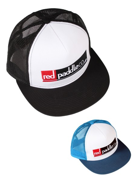 Red Paddle Trucker Logo Cap