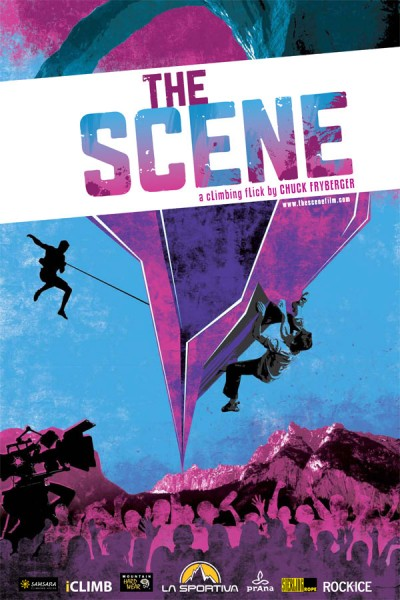 THE SCENE Blu-ray by Chuck Fryberger