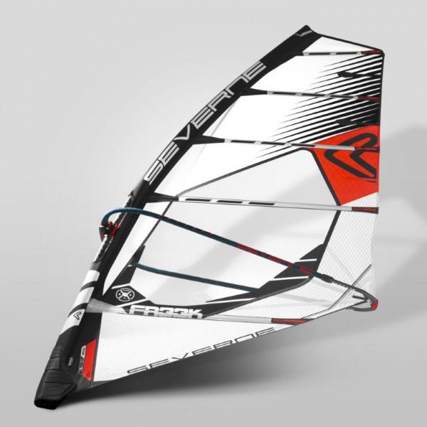 Severne Freek Cc1/Weiß Windsurf Segel