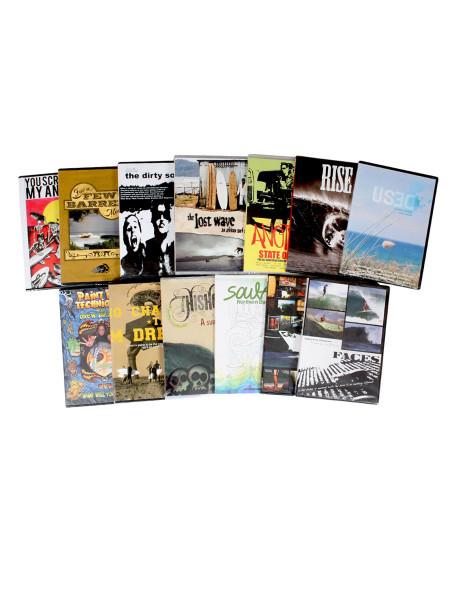 Funsport.de MEGA Surf 13er DVD Pack Nr.3