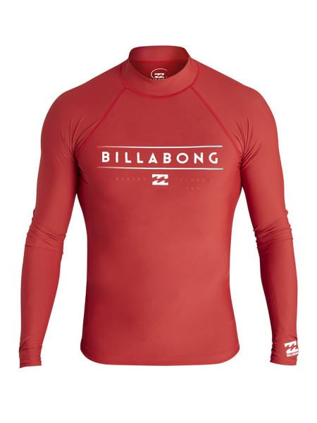 Billabong All Day Unity LS Rashguard Shirt
