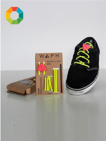WAPH Pack Wakeskate Laces