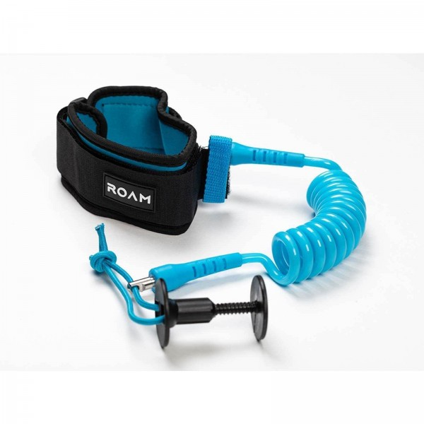 ROAM 120cm Blau Bodyboard Leash