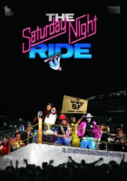 THE SATURDAY NIGHT RIDE by Wild Card