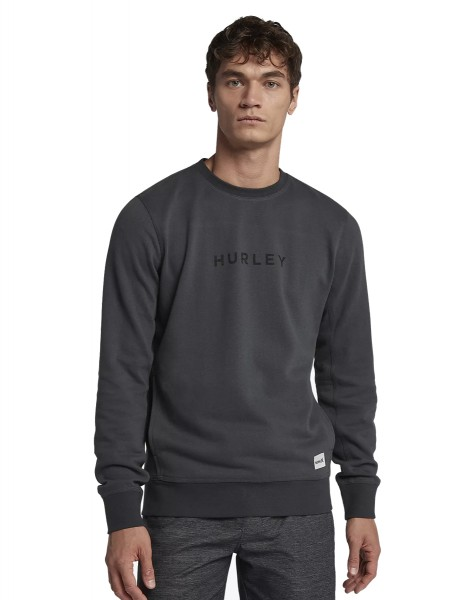 Hurley Atlas Boxed Crew Sweatshirt